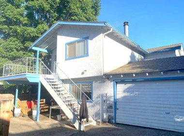 611 W. Mission - duplex building photo