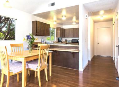Dining-Kitchen (Upstairs Duplex)
