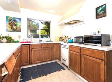 Kitchen (Downstairs Duplex)