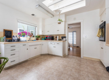 Kitchen (front house)