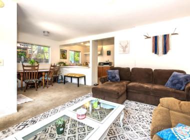 Living Room (Downstairs Duplex)